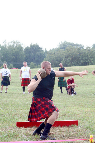 Annual Loch Hartwell Scottish (Highland) Games. © 2007 Joanne Milne Sosangelis. All rights reserved.