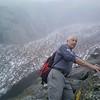 Hiker @ Glacier