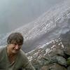 Hiker @ Glacier (2)