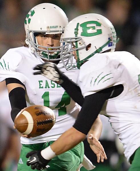 Football Hillcrest Easley