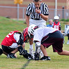 Hillgrove Jr Hawks U9 vs Allatoona Jr Bucs Lacrosse Fall 2011 :