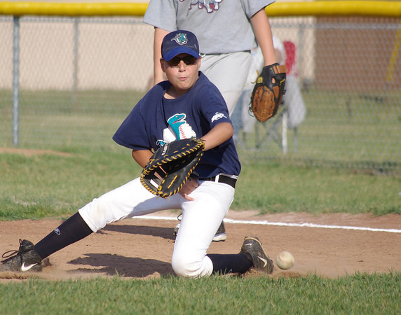 Hilliard  little League Pics