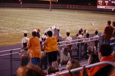 Hillsboro Football Game 9.11.09