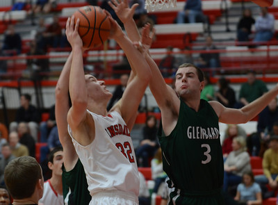 Hinsdale Central vs Glenbard West boys basketball