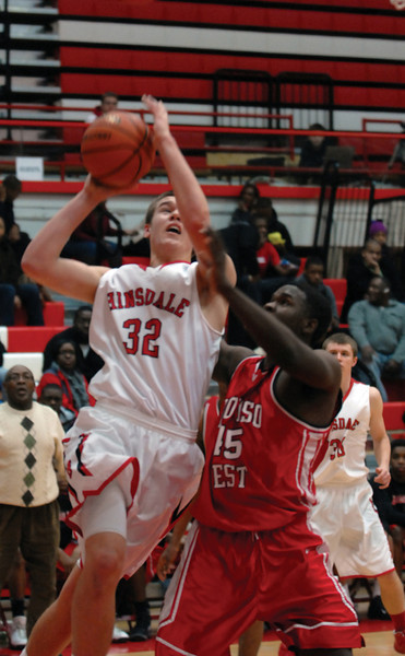 Hinsdale Central vs Proviso West basketball