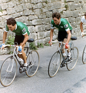 WM 1983 Stephen Roche and Sean Kelly for Ireland