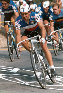 WM 1985 Bassano del Grappa, 1.9.1985 - Domenique Arnaud and Marc Madiot (FRA)