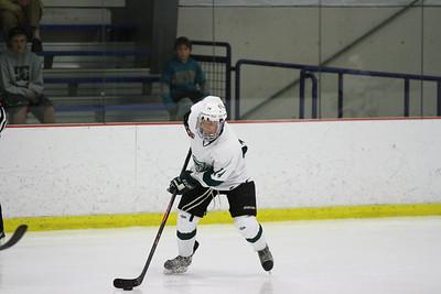 2013-2014 Boys' Prep Hockey vs Northwood 11.3.13