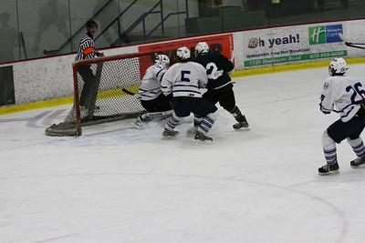 2013-2014 Boys' Prep Hockey vs Northwood 11.2.13