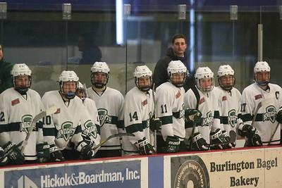 2016-17 Hockey Prep Boys vs UA 10.23