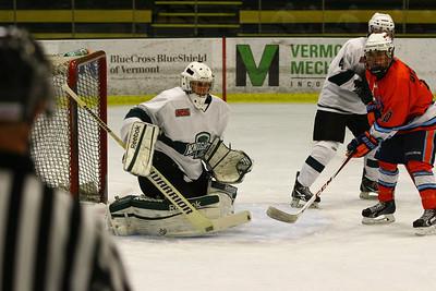 2013-2014 Boys' Prep Hockey vs Islanders U18 09.07.13
