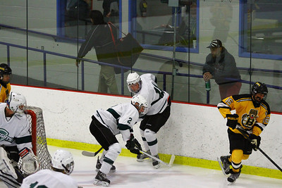 2013-2014 Boys' Prep Hockey vs Jr. Bruins 09.08.13