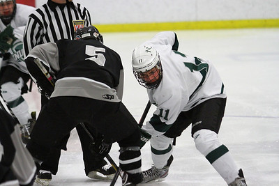2013-2014 Boys' Prep Hockey vs Bridgton 2.1.14