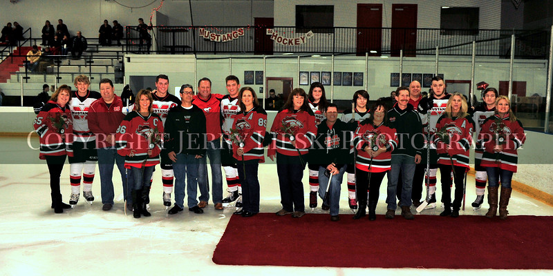 Dec12 2015 Munster Hockey Senior Night