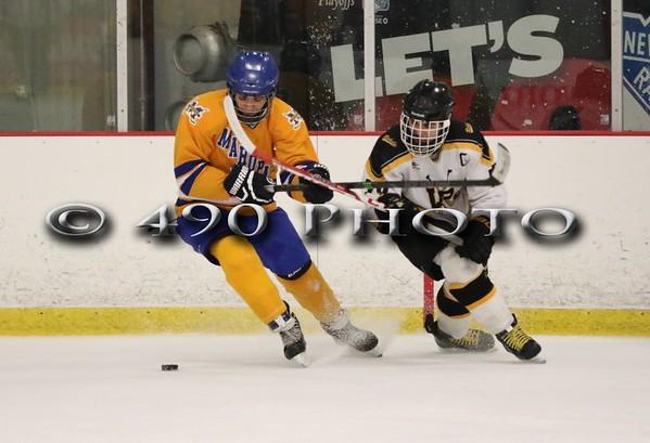 Hockey - Mahopac vs. Lakeland - 1-10-16