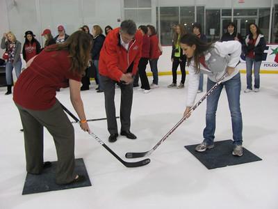 Hockey 'N Heels 11/16/2010