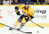 NHL: Vancouver Canucks at Nashville Predators
