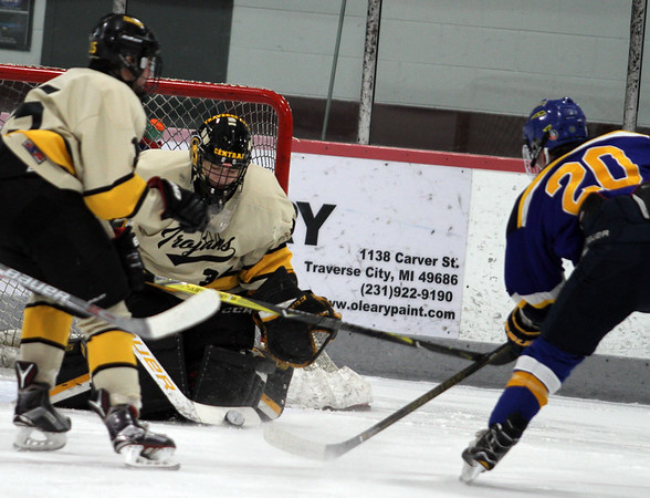 Hockey: TC Central vs  Midland, Dec  29, 2017 - The Record-Eagle