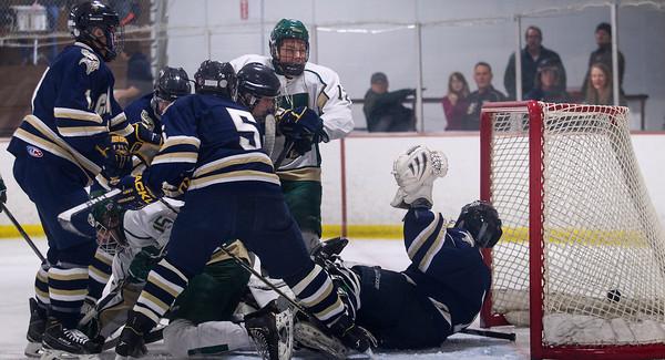 Hockey: TC West vs. Cadillac - Jan. 7, 2015