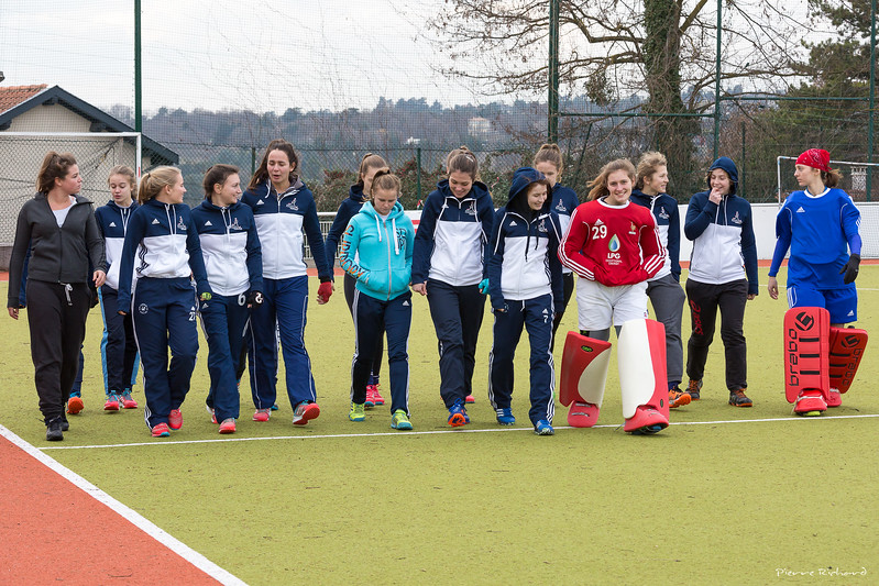 Equipe de France Dames de Hockey sur Gazon