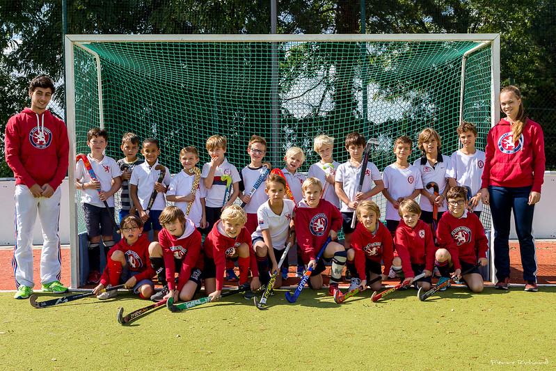 FC Lyon Hockey : Equipes 2017-2018