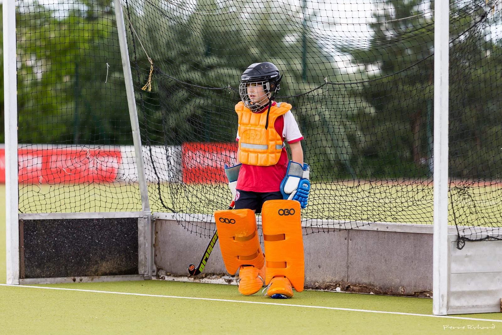 Tournoi de Hockey sur Gazon U10 du FC Lyon Hockey