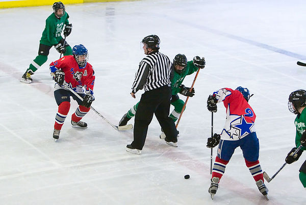 Boys 14 and under Hockey - Highline Arena February 5th 2006