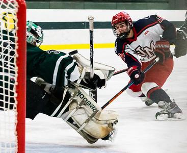 12/27/15 North Middlesex vs. Wachusett hockey