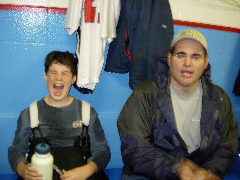 Crazy Billy & Dad
