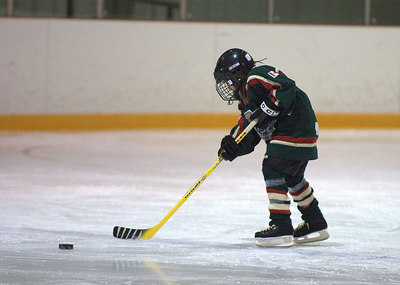 2007 Clarence Rockland Novice Hockey