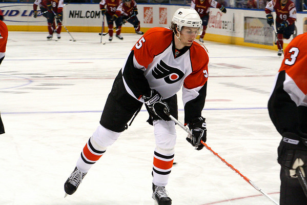 #5 Braydon Coburn © 2008 Joanne Milne Sosangelis. All rights reserved.