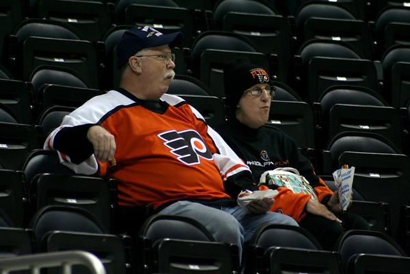 Philadelphia Flyers. © 2008 Joanne Milne Sosangelis. All rights reserved.