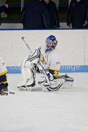 2011-01-06 JFK Hockey Varsity vs Lakeville North