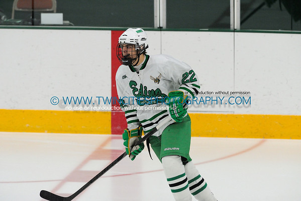#22 MICHAEL SARP Edina Hornets vs. Centennial Cougars Junior Varsity HockeyOrder a photo print of any photo by clicking the 'Buy' link above.   TIP: Click the photo above to display a larger size