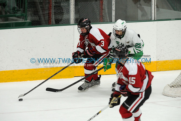 #3 logan davey#22 MICHAEL SARP Edina Hornets vs. Centennial Cougars Junior Varsity HockeyOrder a photo print of any photo by clicking the 'Buy' link above.   TIP: Click the photo above to display a larger size