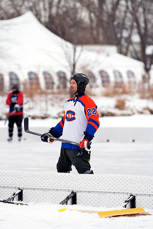 Granite City Pond Hockey 2012
