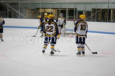 2013-01-10 JFK Hockey Varsity Girls vs Prior Lake
