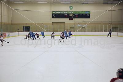 2014-01-11 JEF/JFK Hockey Girls JV @ Lakeville South