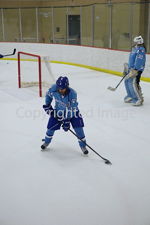 2014-01-11 JEF/JFK Hockey Girls Varsity @ Lakeville South