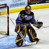 Kevin St. Pierre (29)<br /> He came out of retirement to be backup goalie, as one of the goalies got reassigned to an AHL team, and there was no time to get a replacement.  Normally Kevin drives the Wichita team bus.