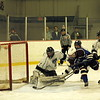1st period action 7 goal