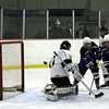 3rd period action goal attempt