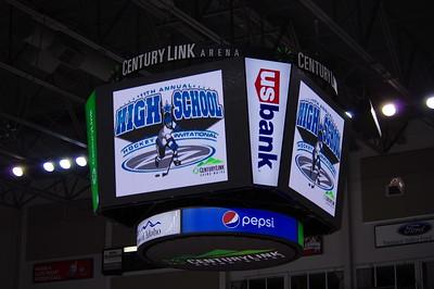 2015 Centurylink Invitational High School Hockey Tournament