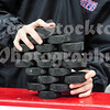 I like to watch this kid creatively stack the pucks for the warmups.