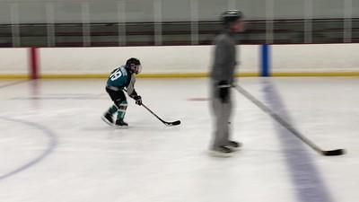 Owen practice shot