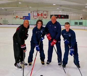 Blizzard Hockey School 2017-08-22