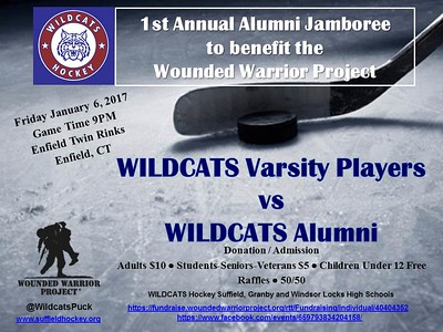 Wildcats Hockey 1st Annual Alumni Jamboree JPG