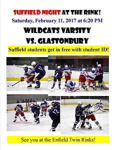 Poster for Suffield Night 2017