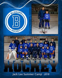 Blizzard Hockey School