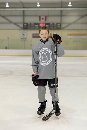 Blizzard Hockey Camp Aug 06-10